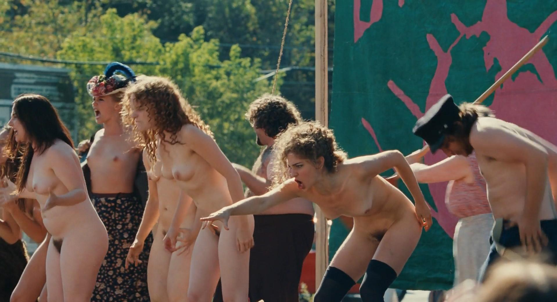 Ending woodstock nudist photos love
