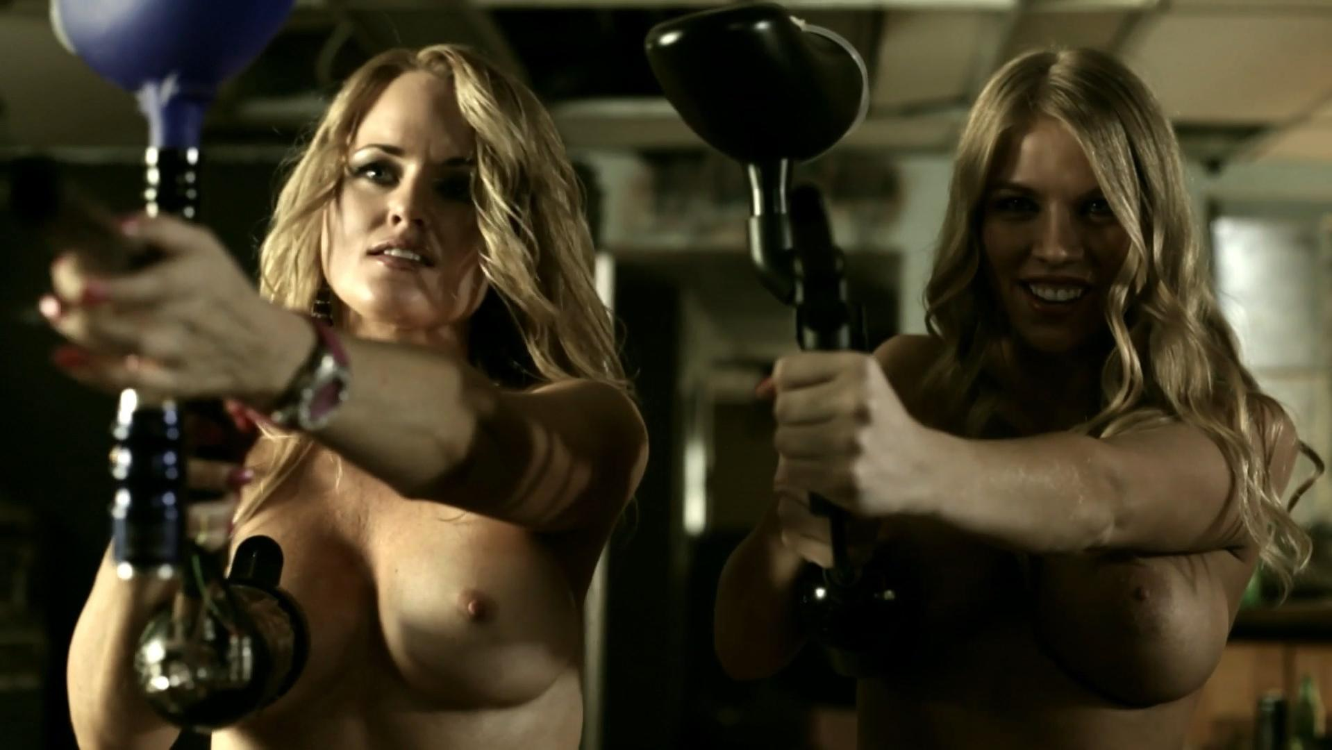 Ashley Walsh nude, Aimee Bello nude, Deanna Meske nude - Hazard Jack (2014)