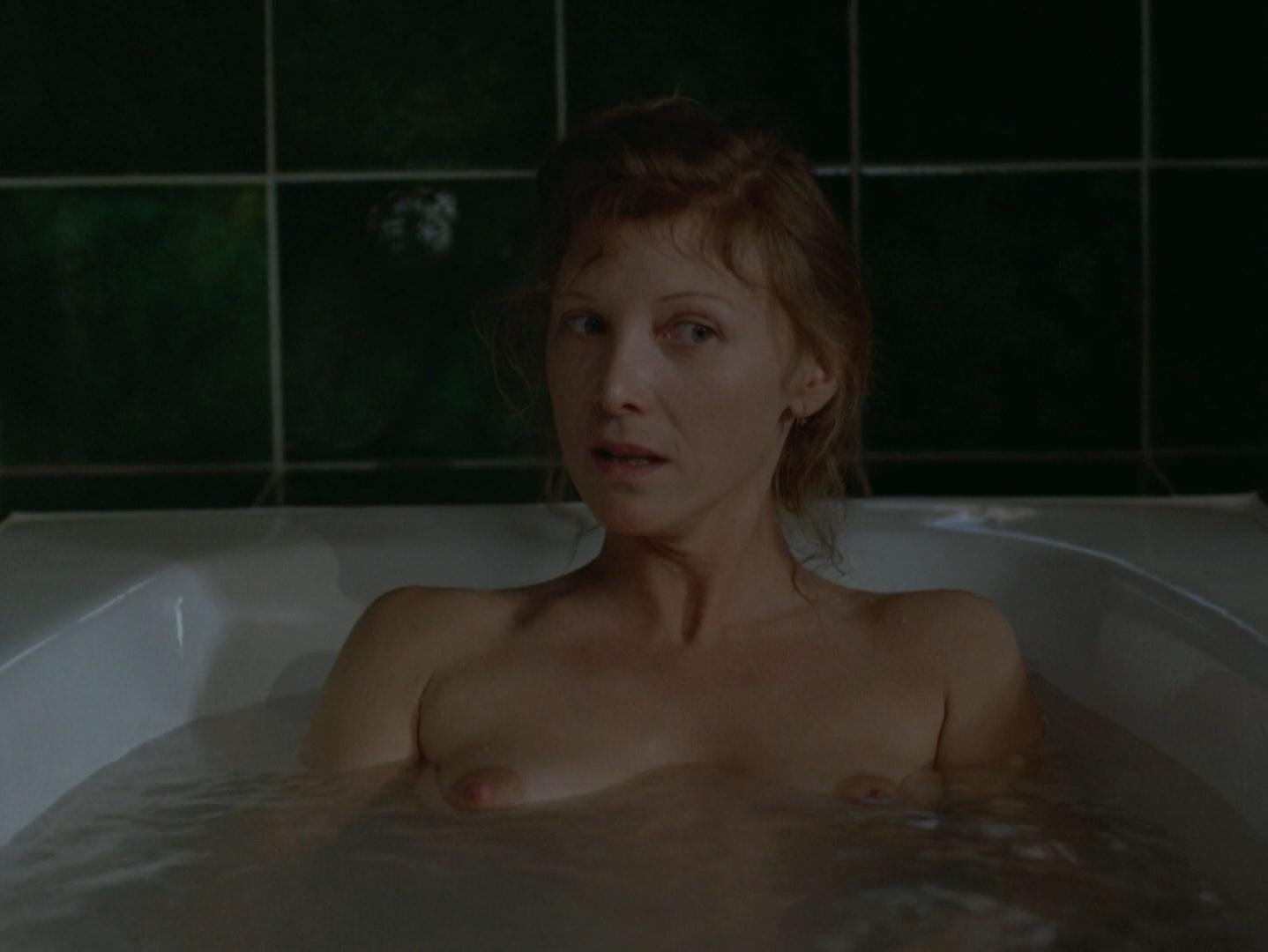 Aurore Clement nude - Hail Mary (1985)