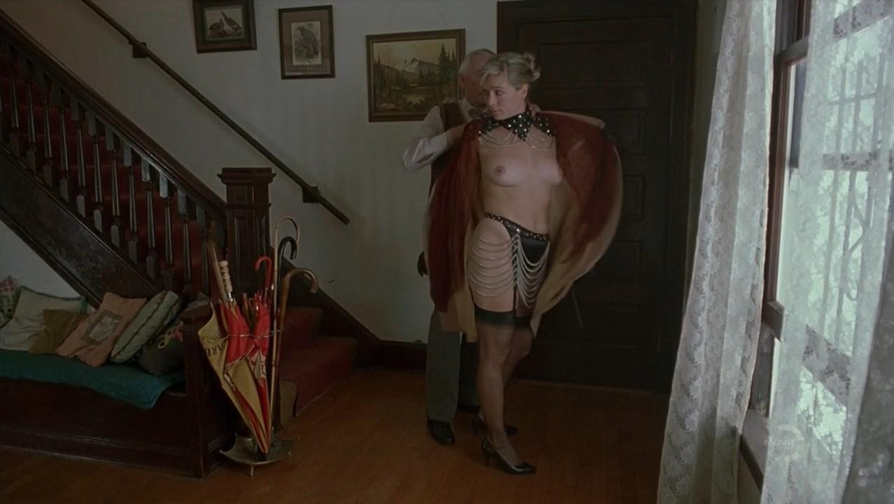 Theresa Russell nude, Stephanie Blake nude - Whore (1991)