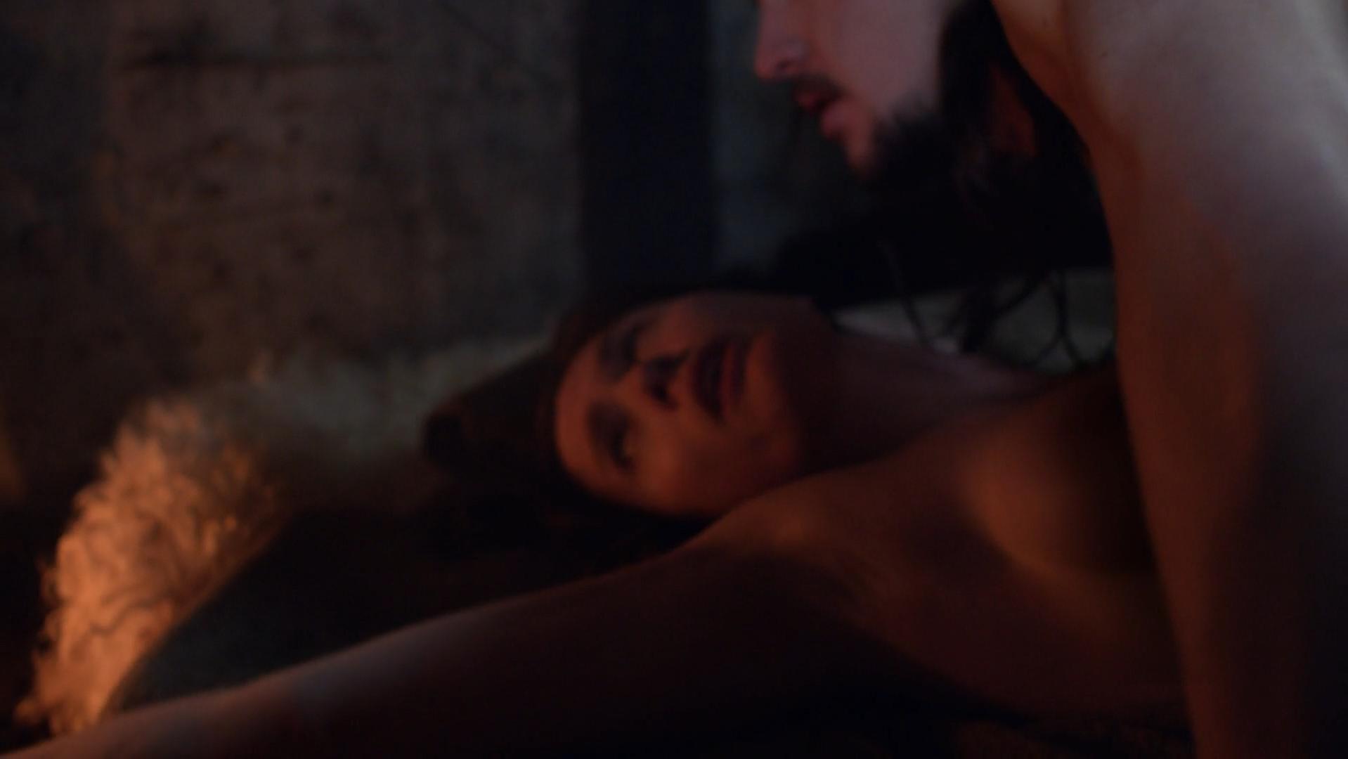 Emily Cox nude - The Last Kingdom s01e02-03 (2015)