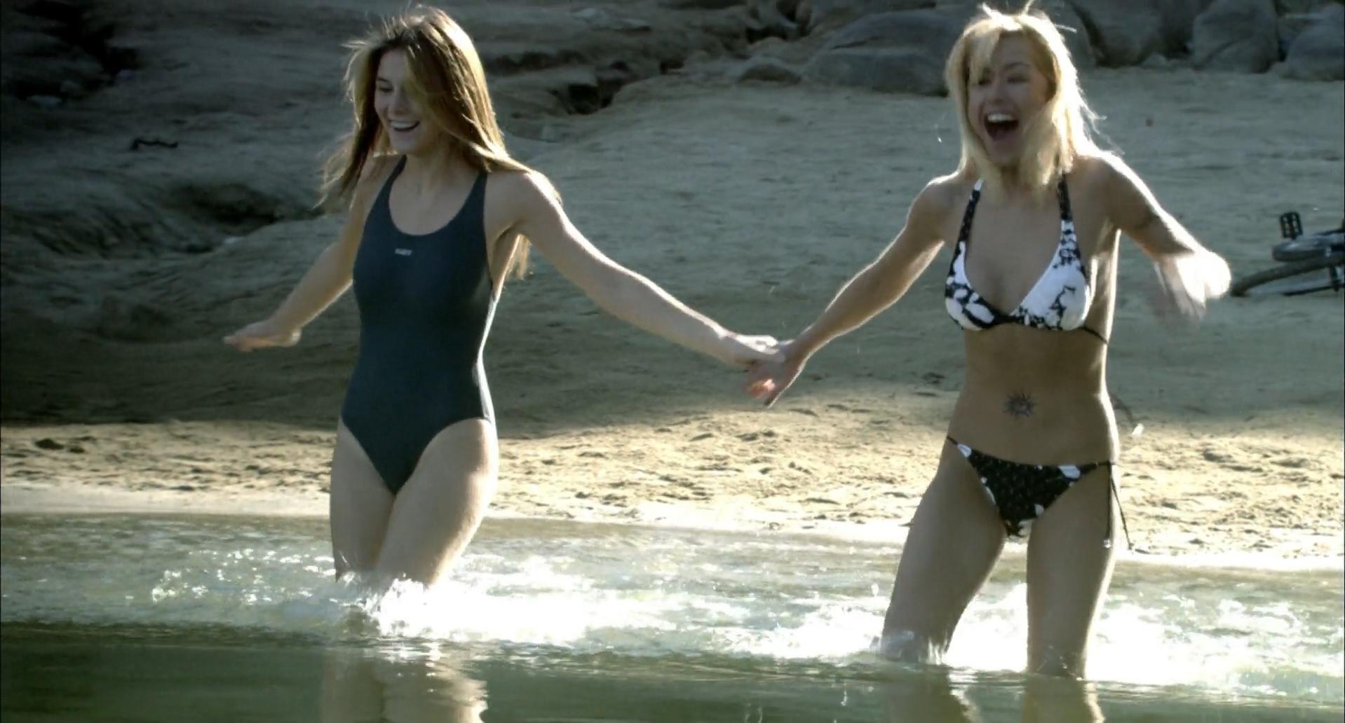 Charlotte Salt sexy, Pilar Soto sexy - Beneath Still Waters (2005)
