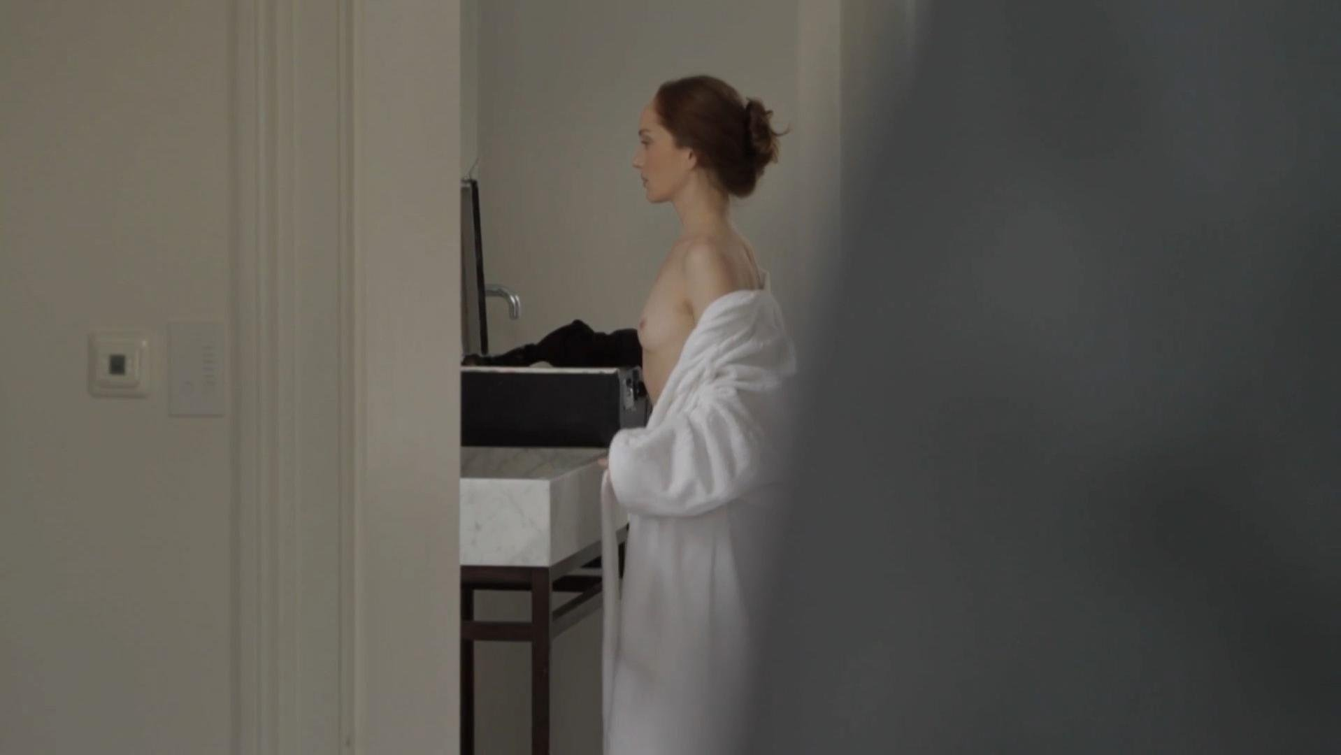 Lotte Verbeek nude - Suspension of Disbelief (2012)