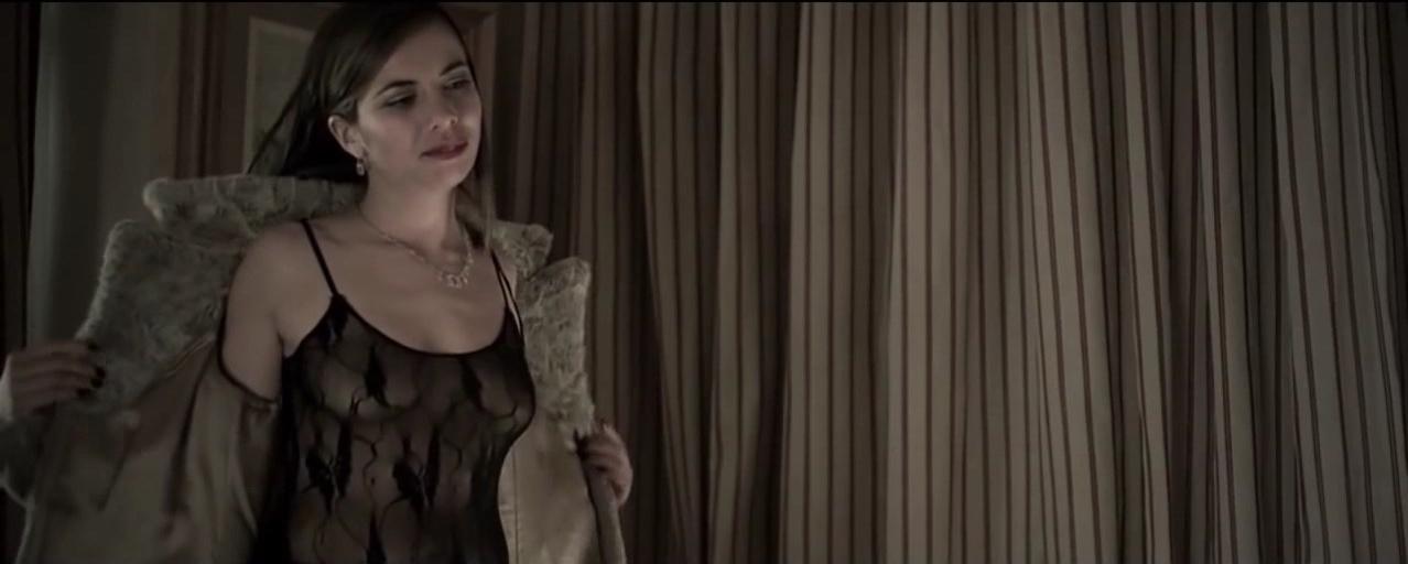 Eva Gamallo sexy - Terapia de Choque (2010)
