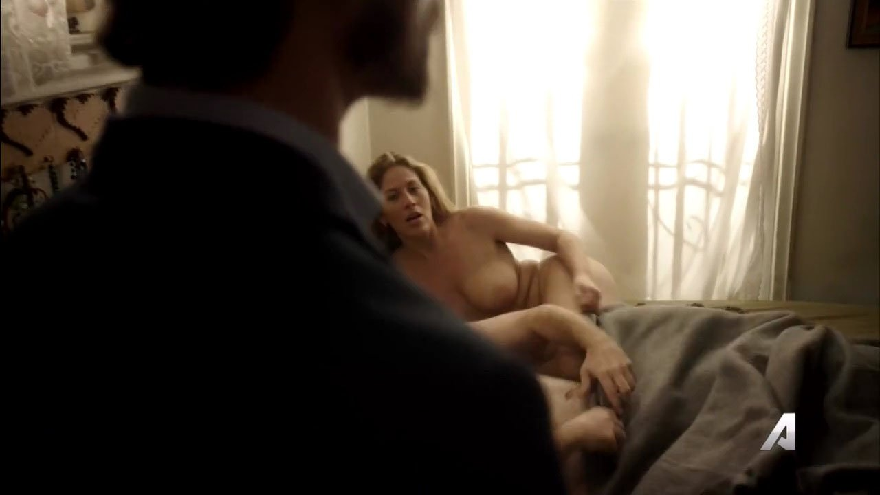 Karina Junker nude - Kingdom s03e01 (2017)