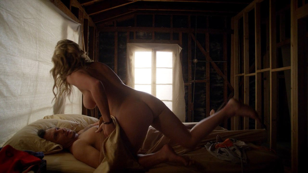 Netflix German Actress Stripping Scene