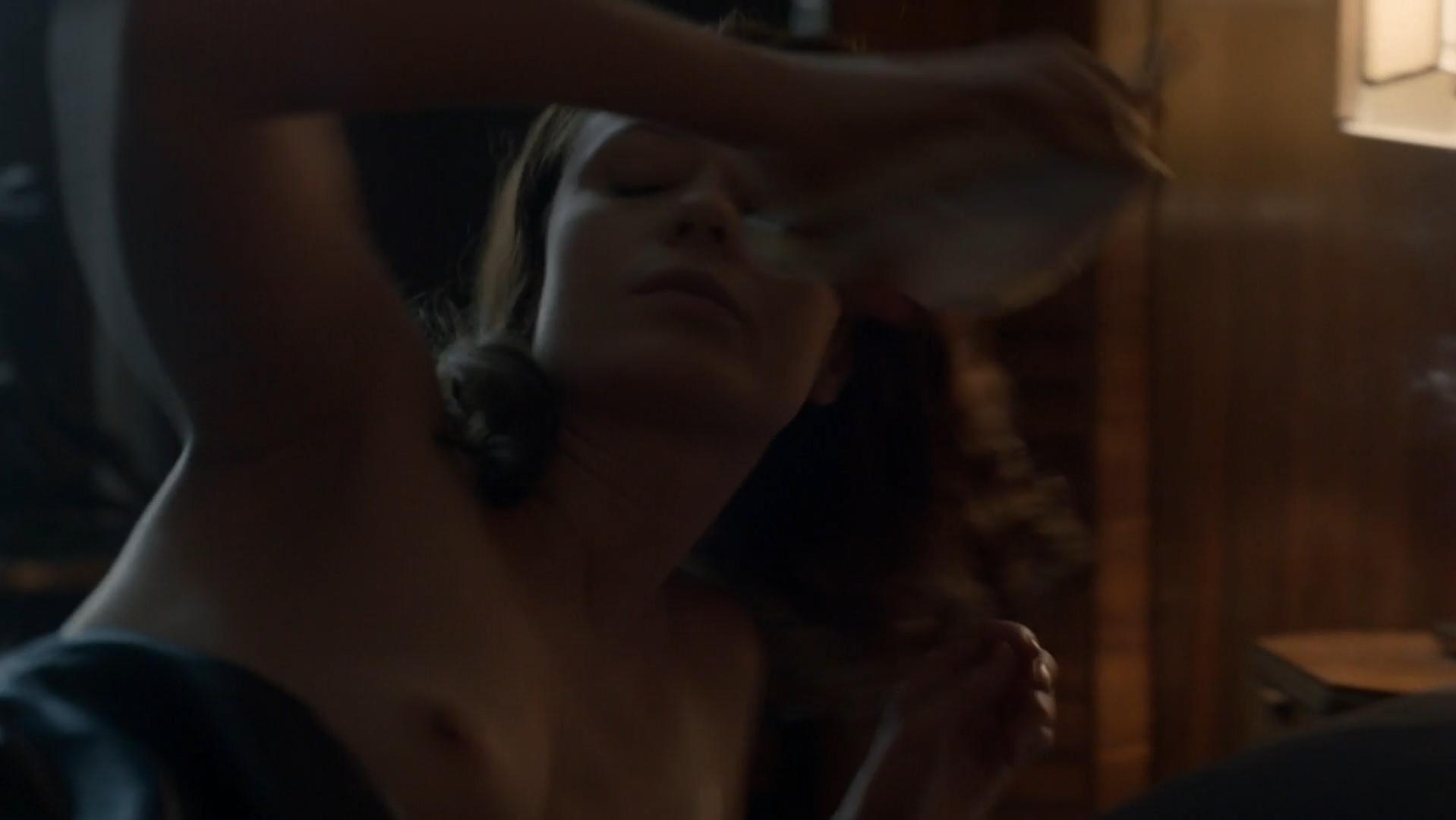 Maeve Dermody nude, Susannah Wise nude - SS-GB s01e01 (2017)