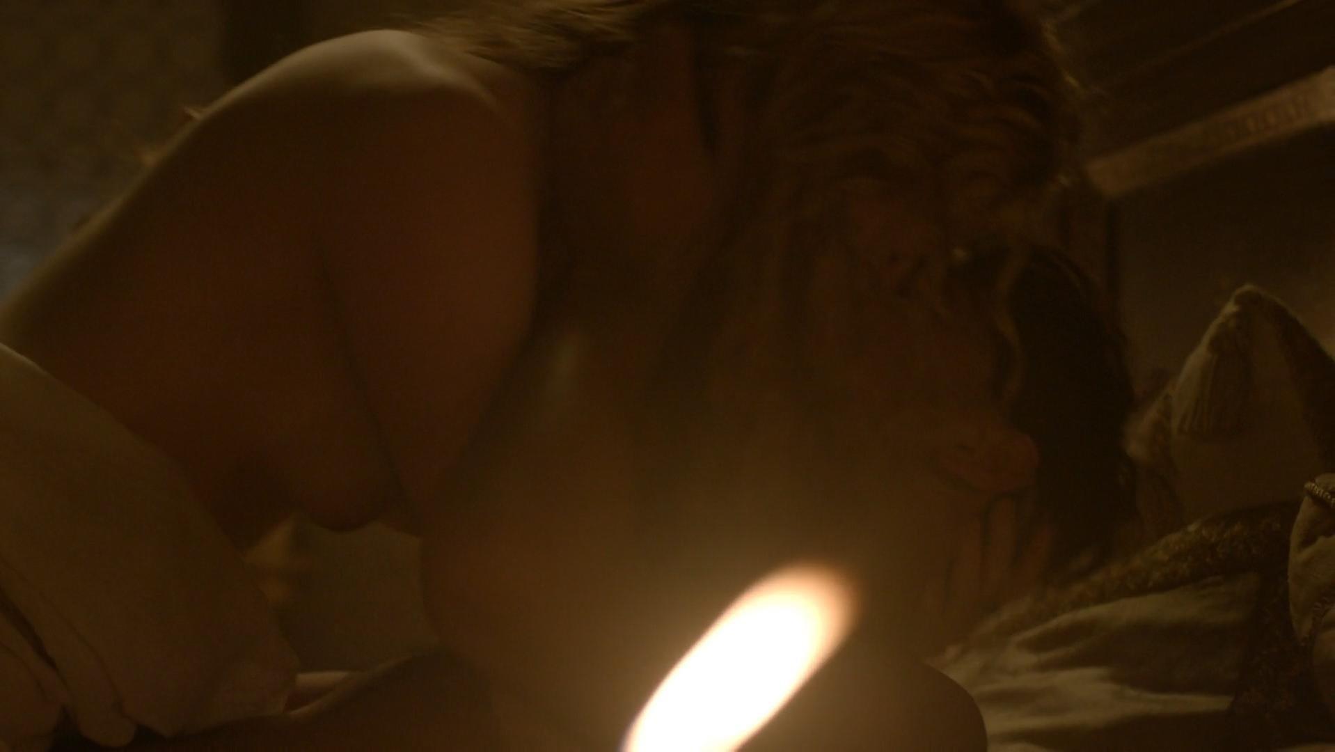 Holliday Grainger nude - The Borgias s02e02 (2012)