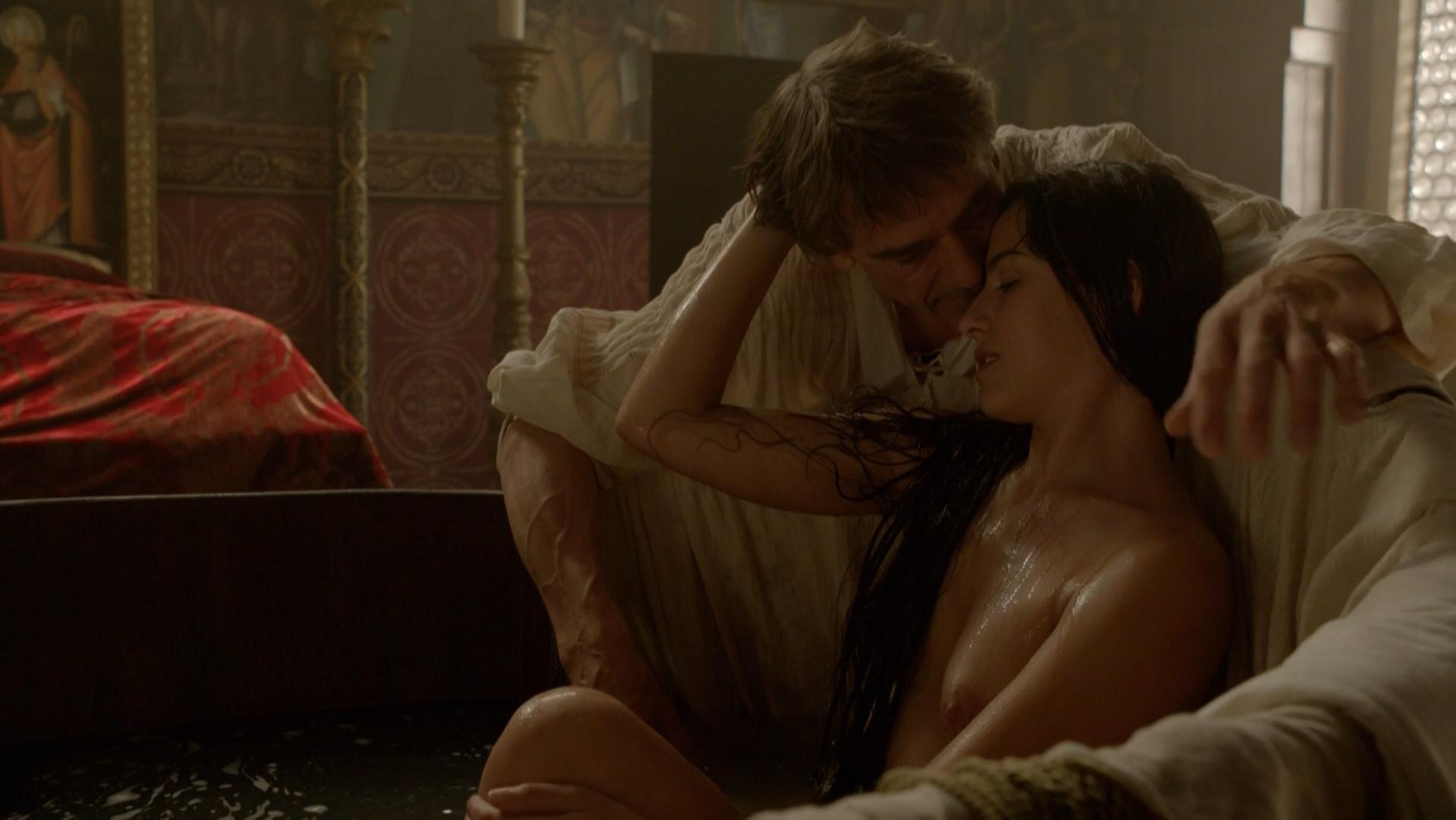 Melia Kreiling nude - The Borgias s02e01-04 (2012)