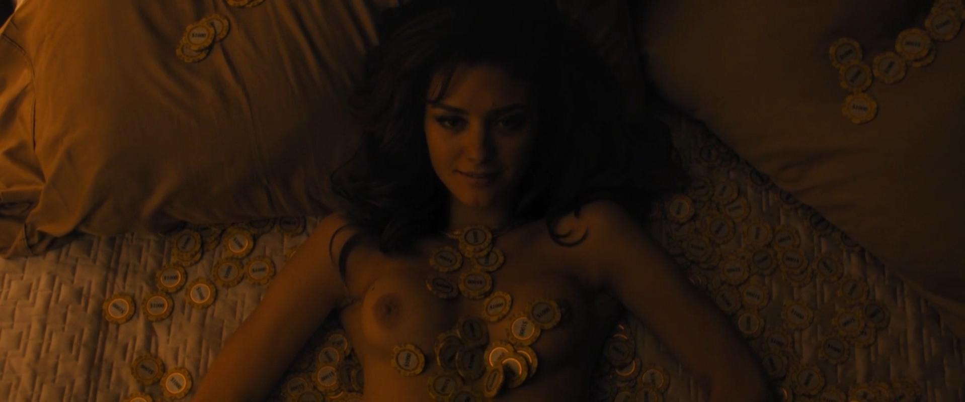 Christine Evangelista nude - Bleed For This (2016)