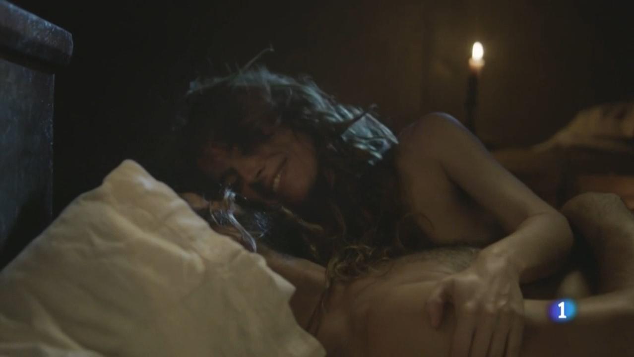Begona Maestre nude - El final del camino s01e01 (2017)