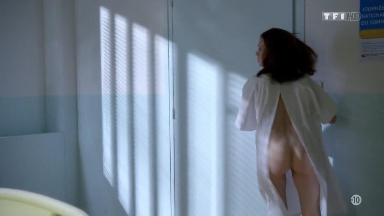 Odile Vuillemin nude - Profilage s05e07 (2014)