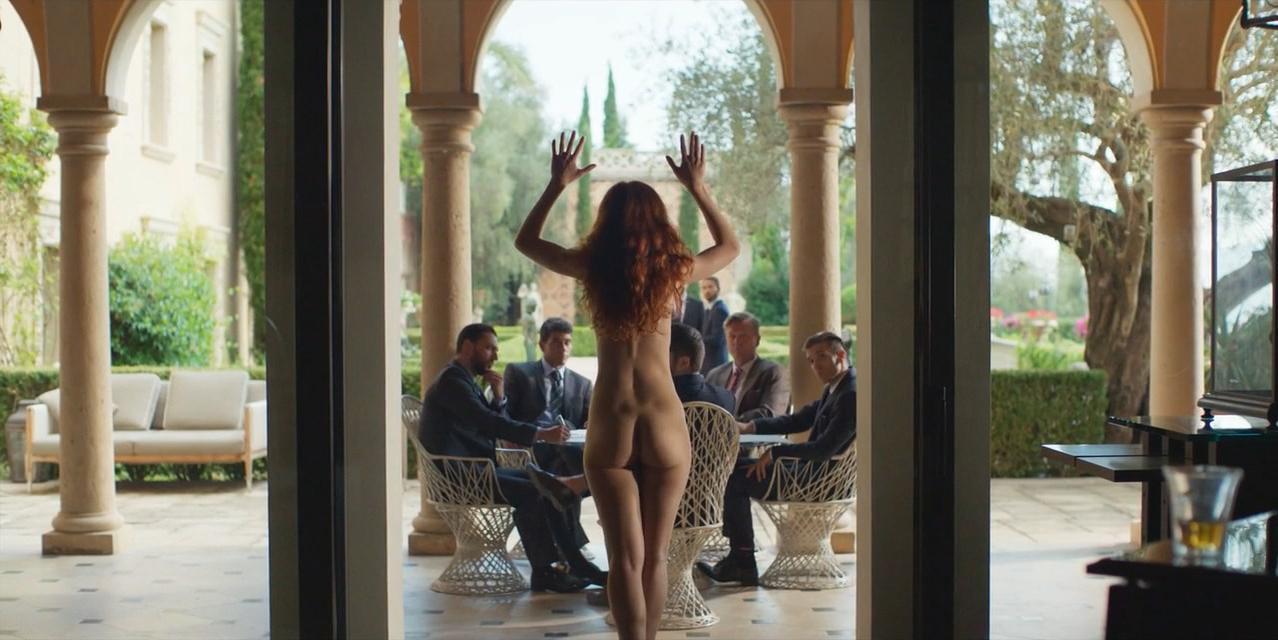 Roxane Duran nude - Riviera s01e02 (2017)