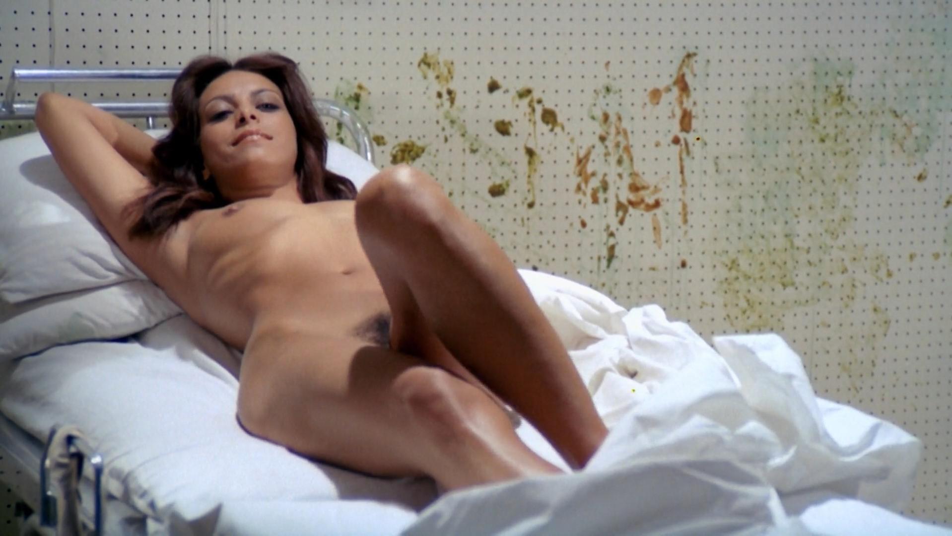 Jeannette hain nackt