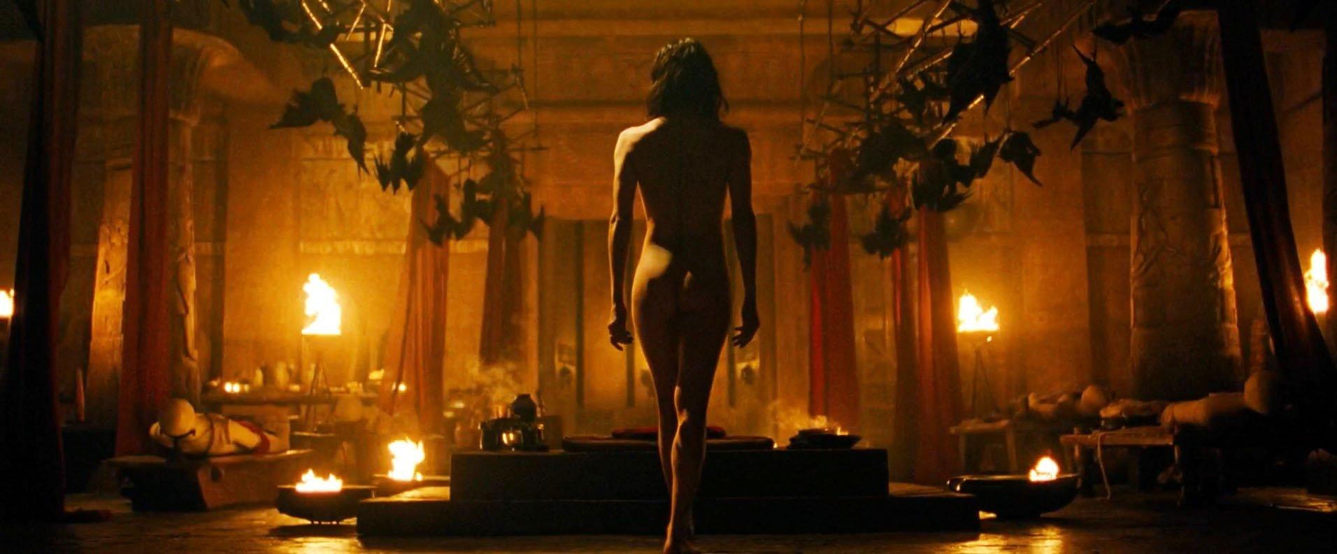 Turns into patricia velasquez mummy naked erotic cartoons tahnee