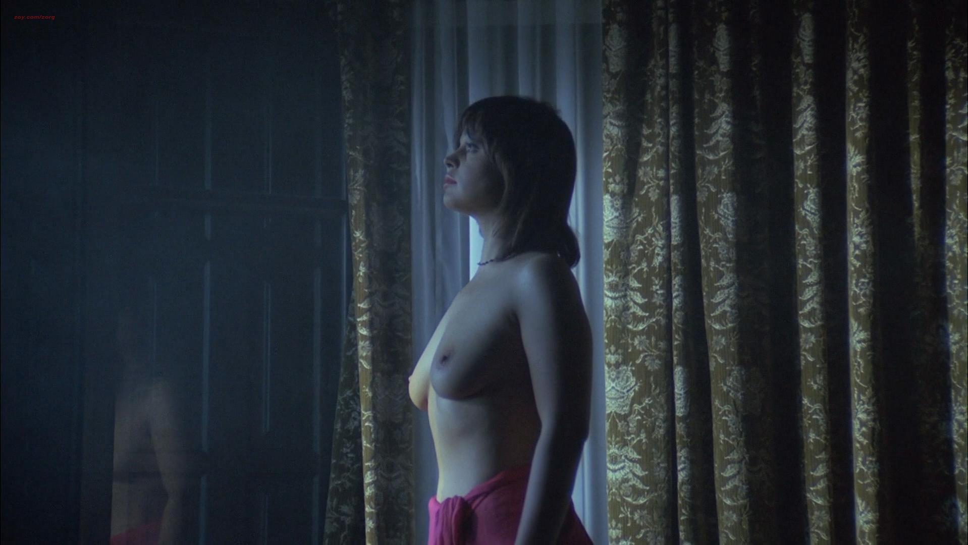 Ann-Beate Engelke nude, Nadja Gerganoff nude - Bloody Moon (1981)