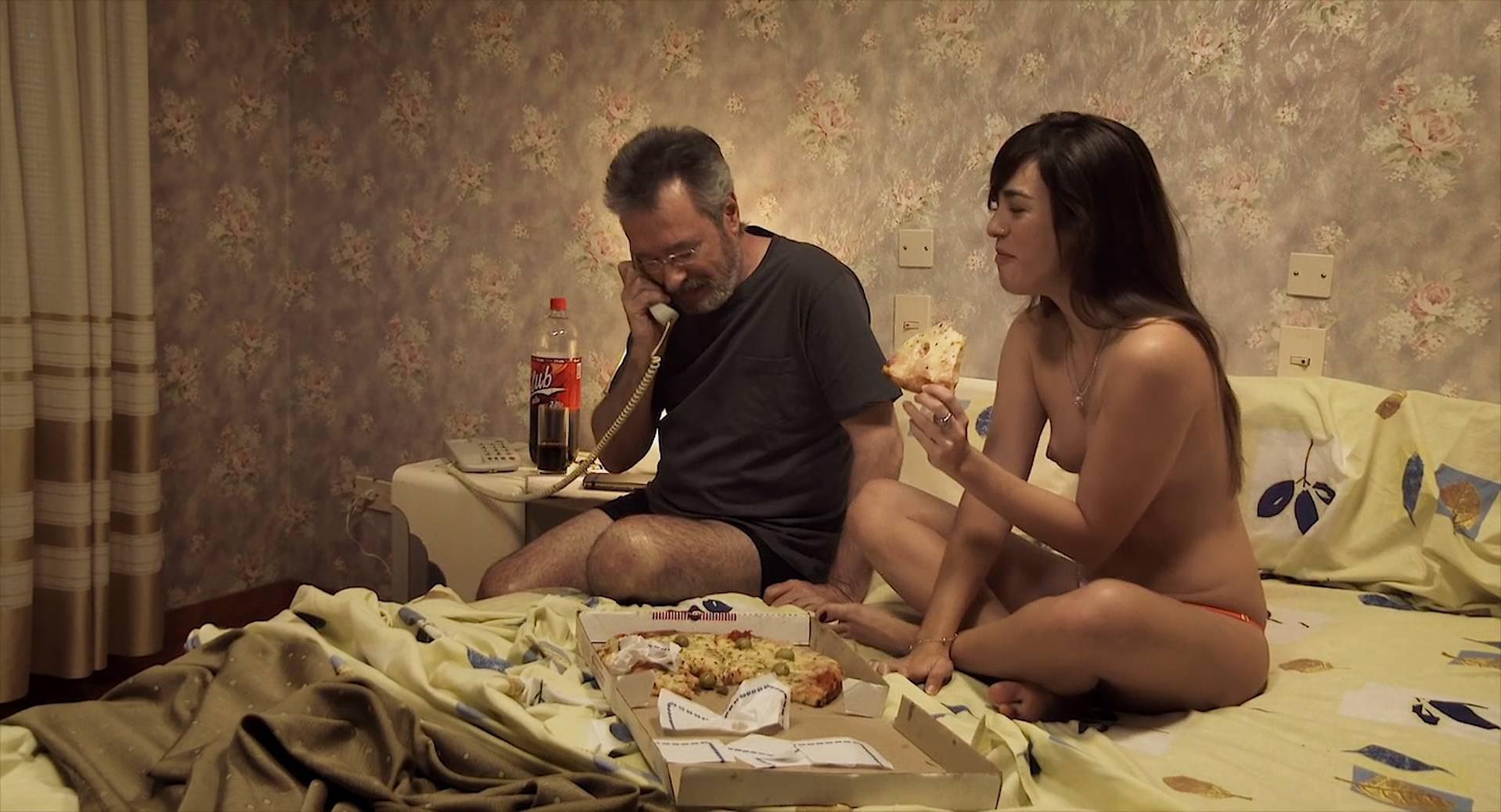 Belen Chavanne nude - El ciudadano ilustre (2016)