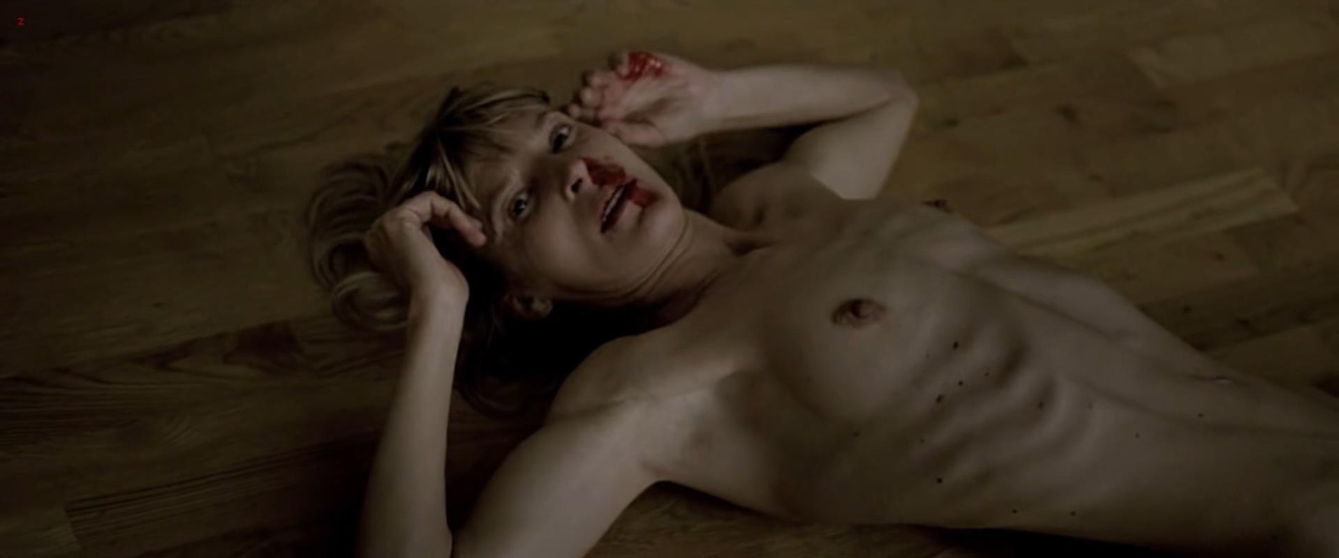 Bien de Moor nude - Code Blue (2011)