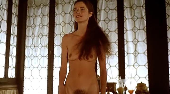 Sabine does a striptease 5