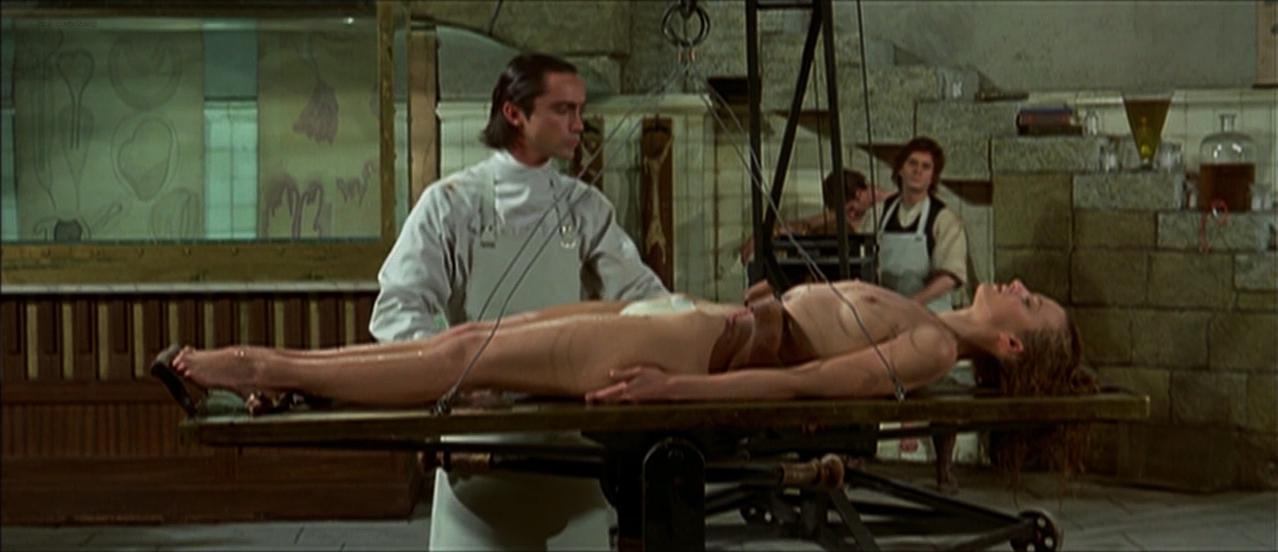 Dalila Di Lazzaro nude - Flesh for Frankenstein (1973)