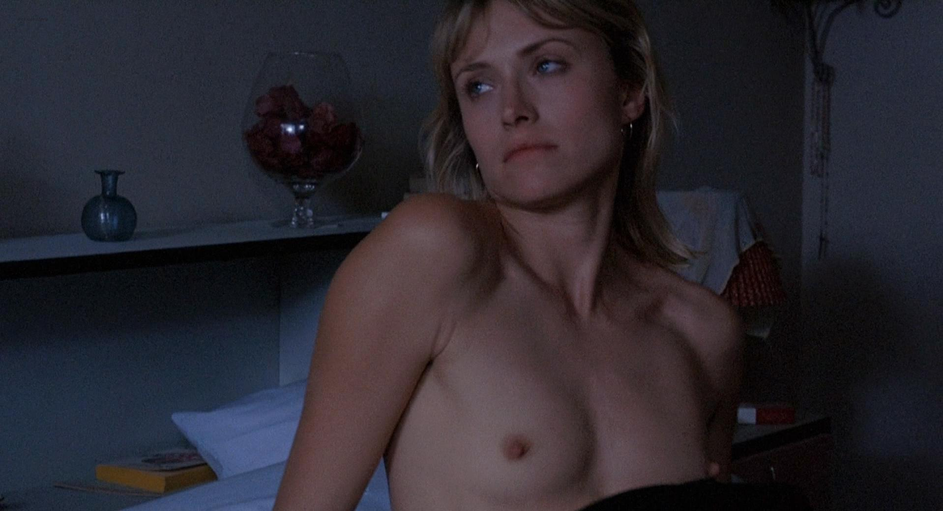 Diane franklin nude scene in the last american virgin scandalplanetcom 9