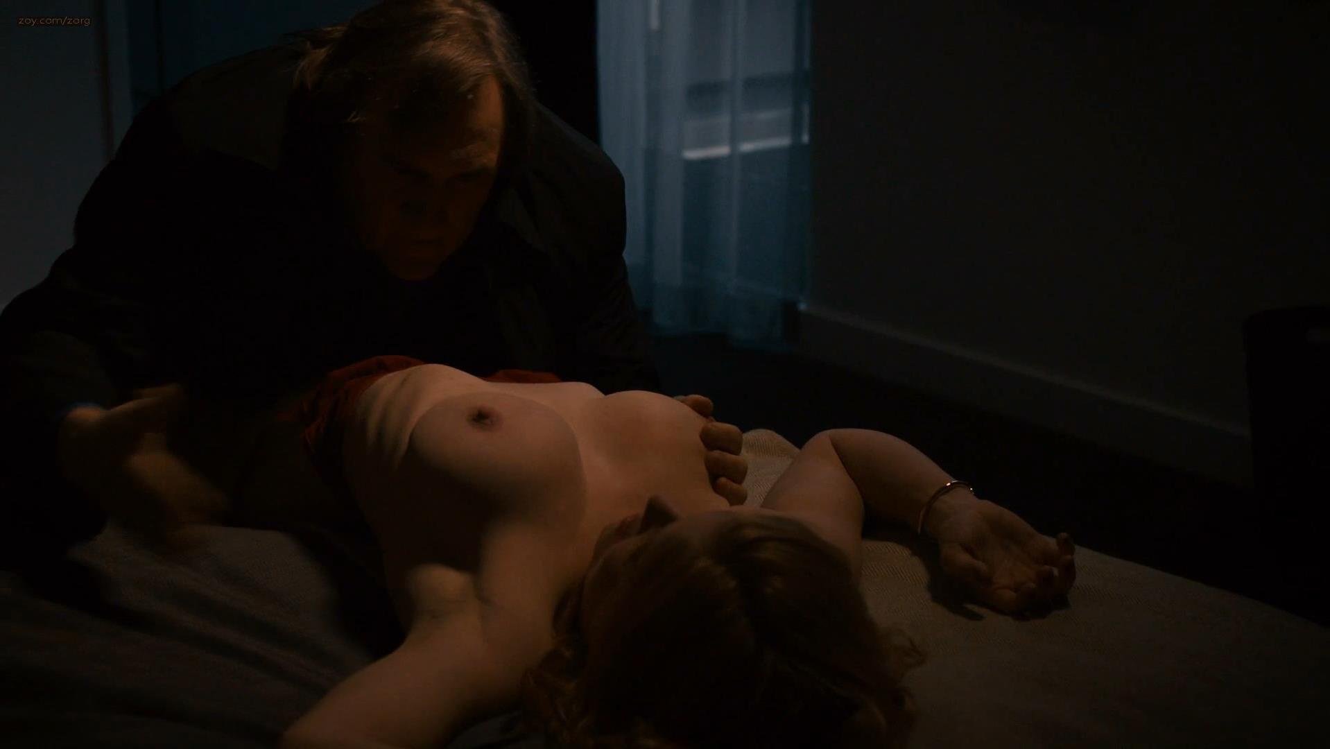 Emmanuelle Vill nude, Natasha Romanova nude, Shanyn Leigh nude - Welcome to New York (2014)