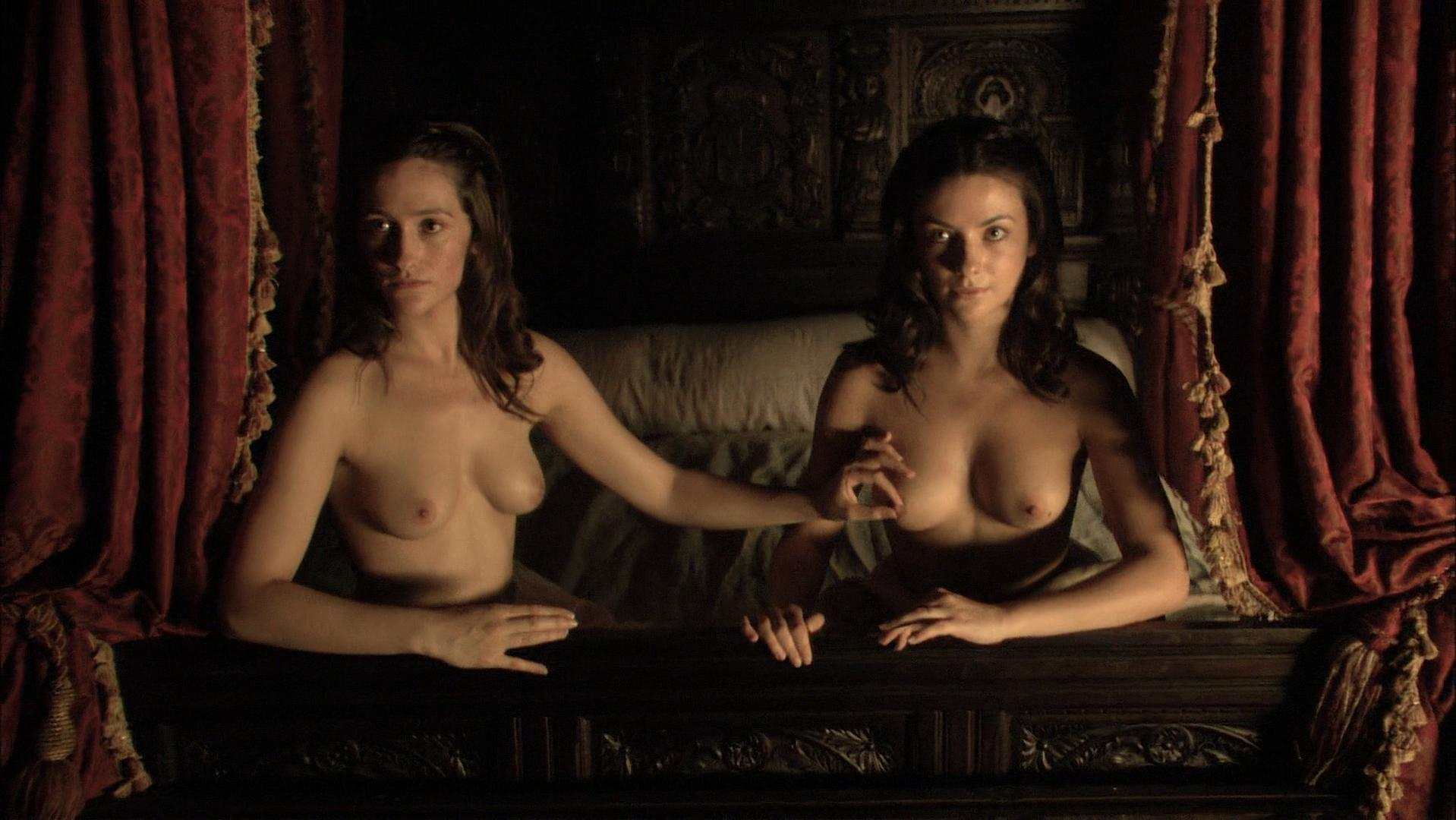 The tudors best sex scene