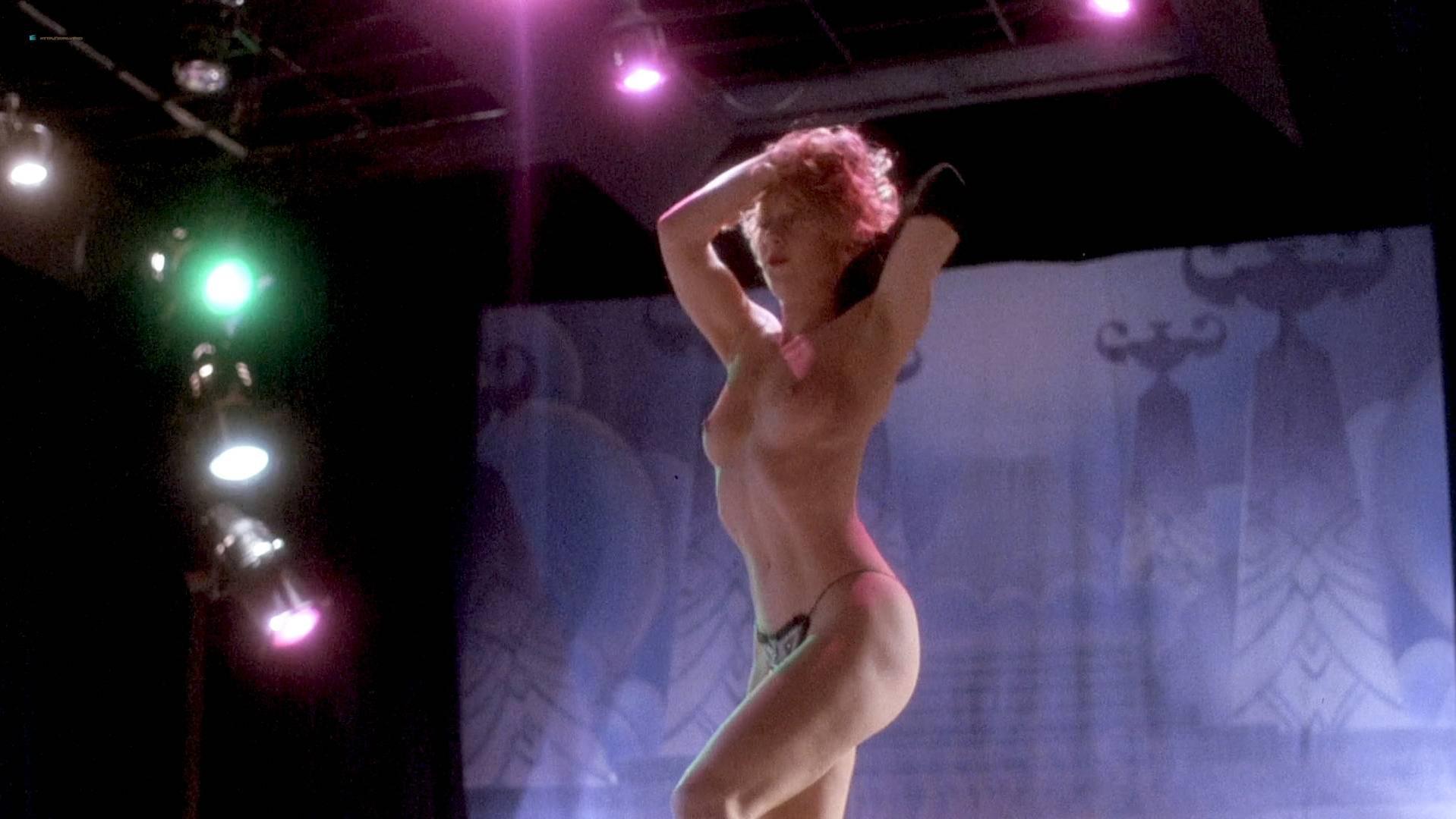 Grace Jones nude, Lisa Lyon sexy, Tricia Burns nude - Vamp (1986)