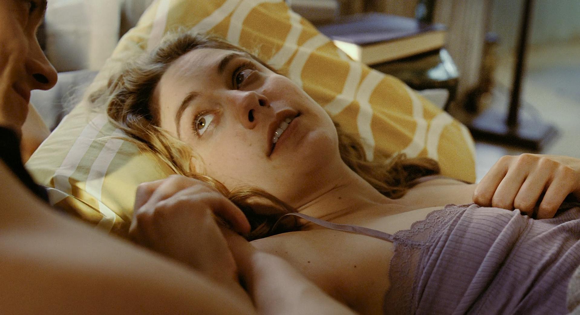 Greta Gerwig sexy - Lola Versus (2012)