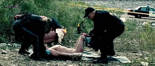 Alyssa Mariano nude, Kat Germain nude - Small Town Murder Songs (2010)