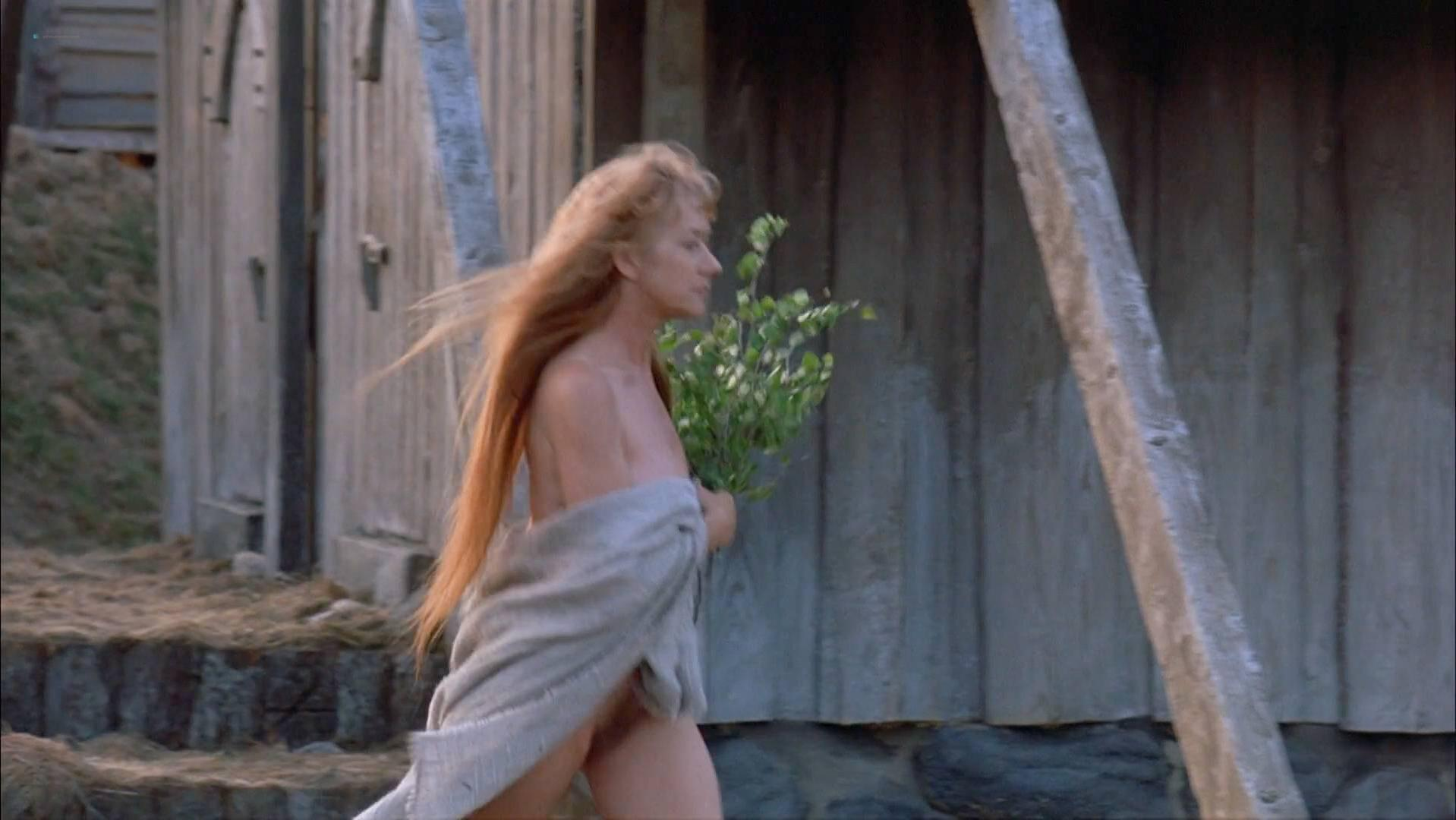 Helen mirren full nudity
