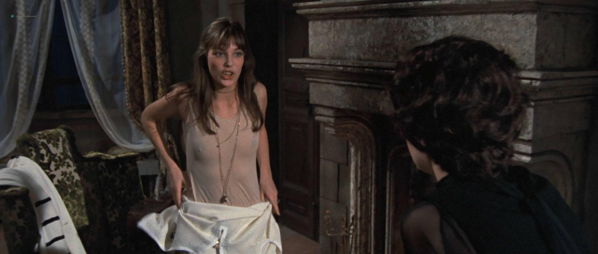 Jane Birkin sexy, Doris Kunstmann nude - Seven Dead in the Cat's Eye (1973)