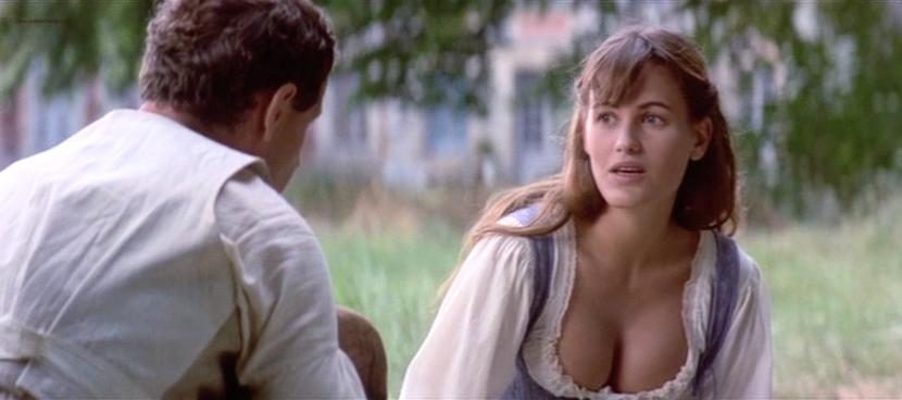 Judith Godreche sexy - Ridicule (1996)