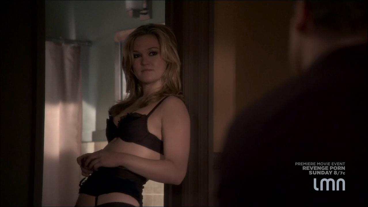 Julia Stiles sexy - Blue s01e01-02 (2014)
