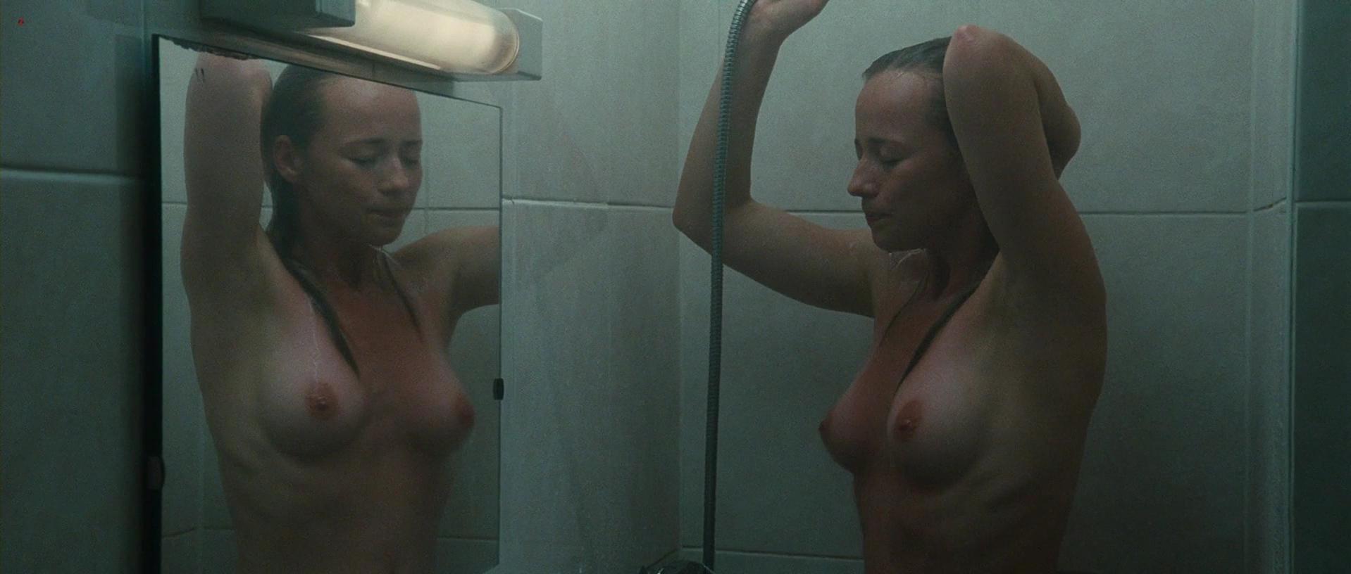 thin naked breast job