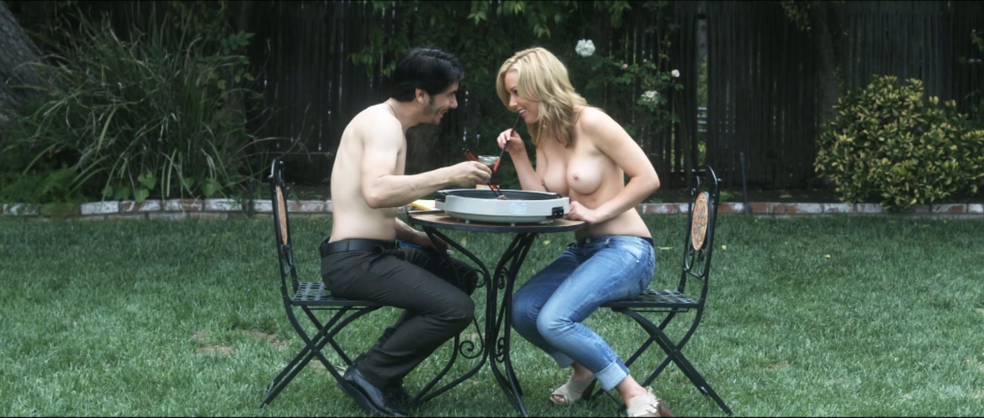 Kayden Kross nude, Nicole D'Angelo nude, Elana Krausz nude, Paula Labaredas nude, Pollyanna McIntosh sexy - Blue Dream (2013)