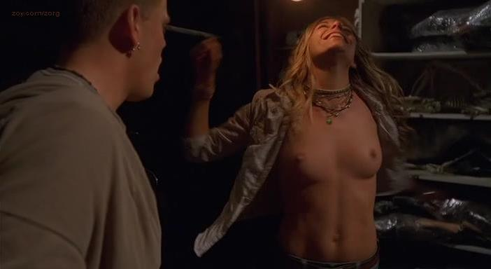 Andrea Bogart nude - Dark Ride (2006)
