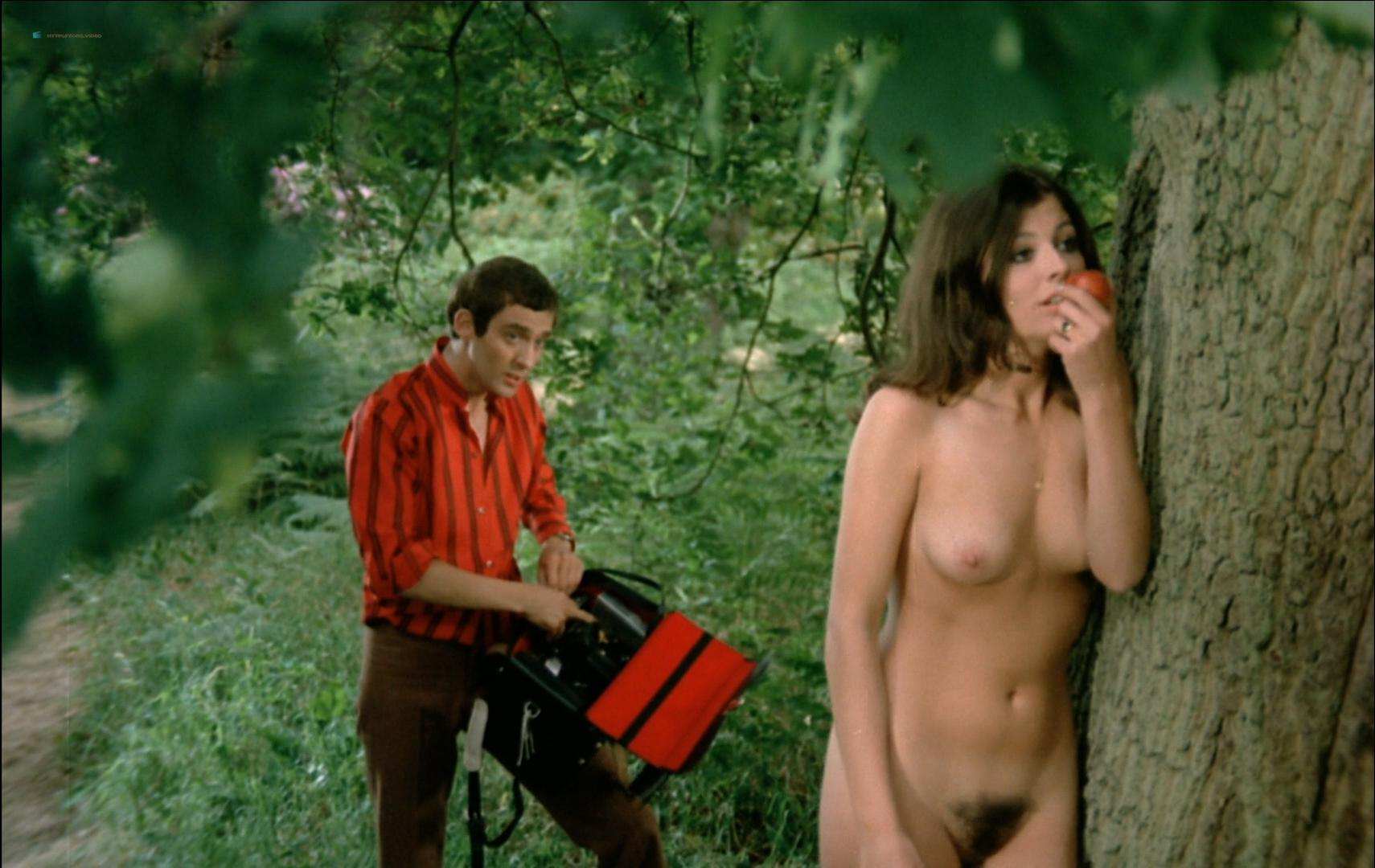 Ann and Vicky Michelle nude, Patricia Haines nude - Virgin Witch (1971)