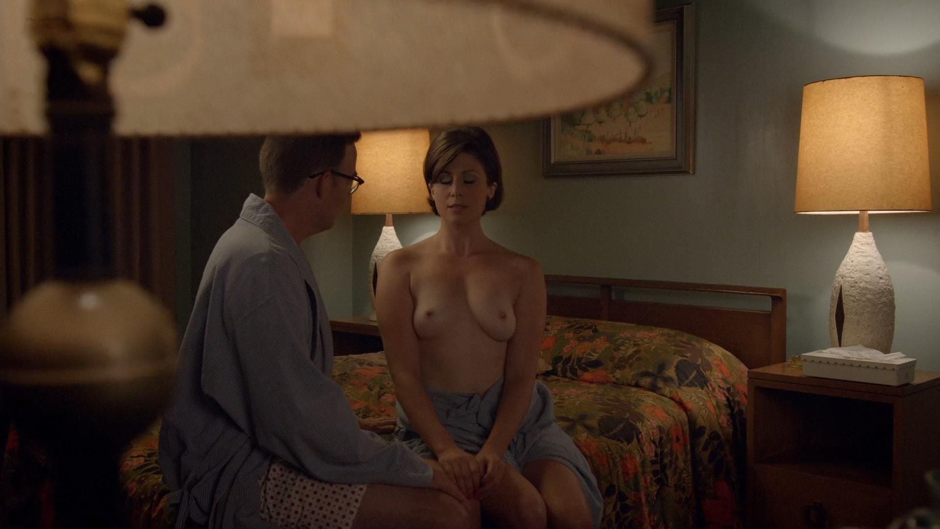 Emily Kinney nude, Sascha Alexander nude, Isabelle Fuhrman sexy - Masters of Sex s03e10 (2015)