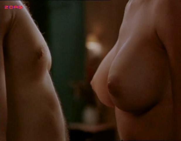 Remarkable, kari wuhrer nude scenes think