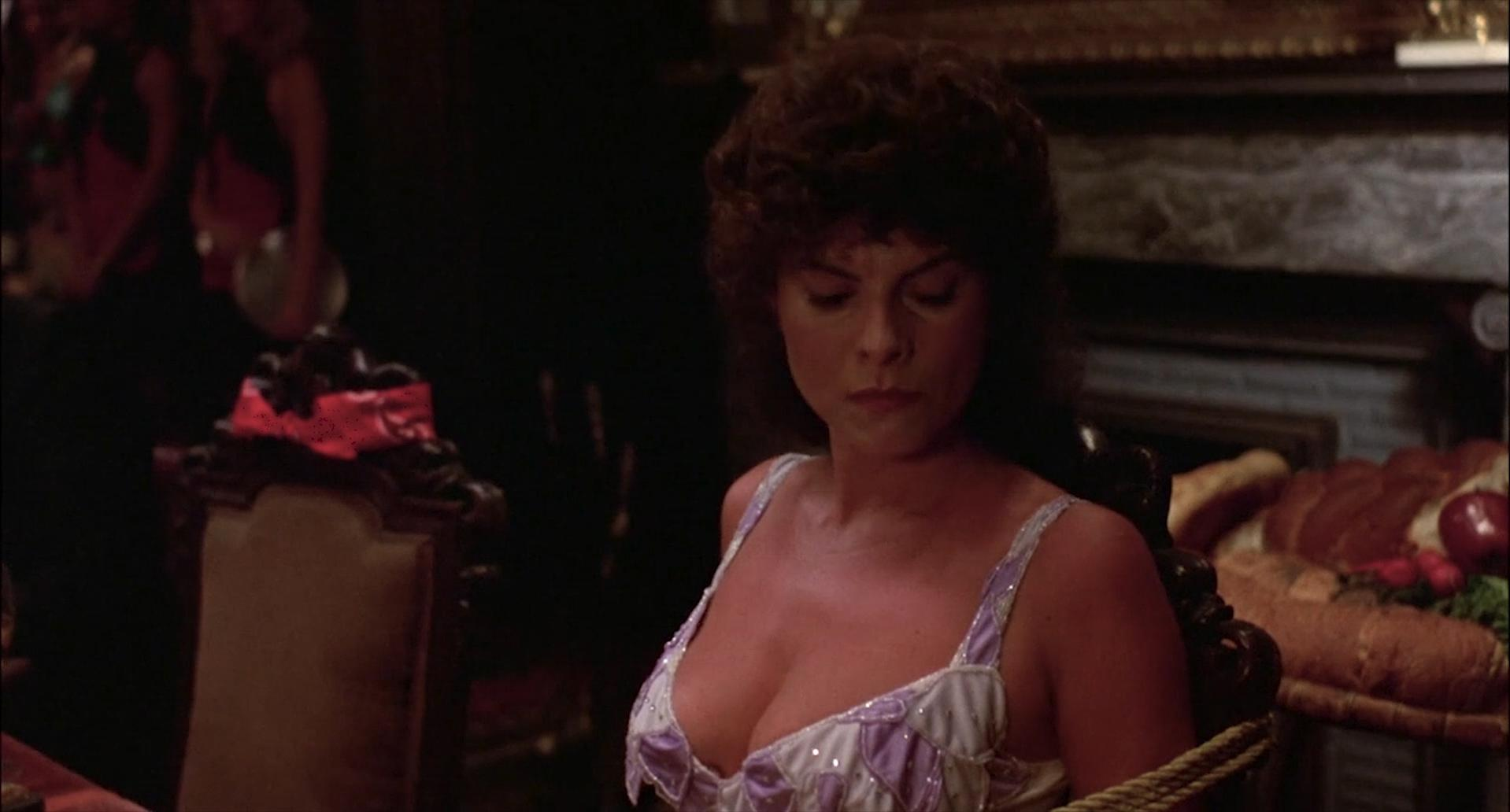Sorry, Adrienne barbeau bare breasts