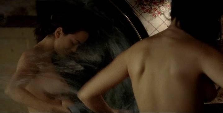 Alice Braga nude - Solo Dios Sabe (2006)