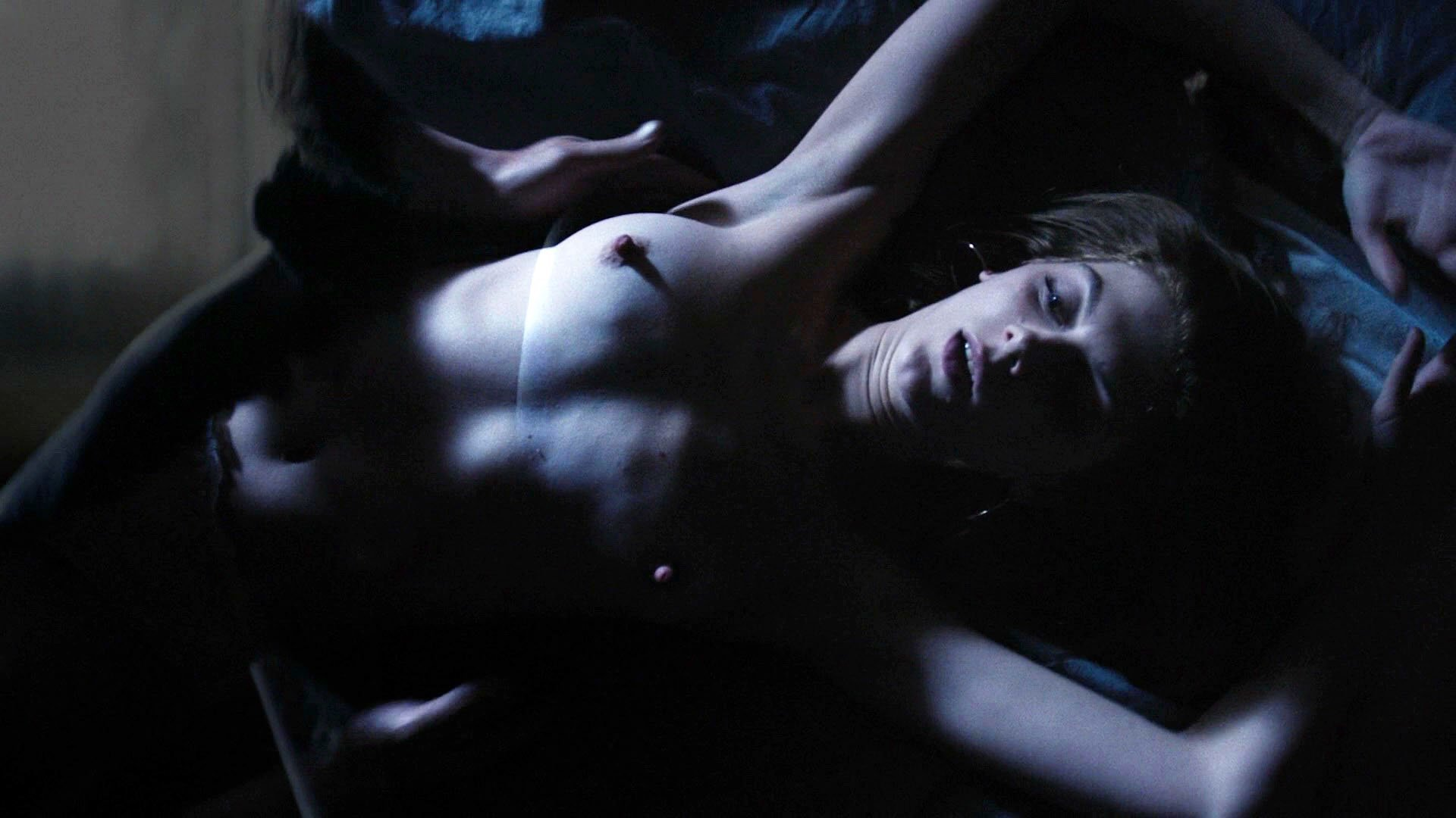 Olivia Nita nude - Comrade Detective s01e03 (2017)