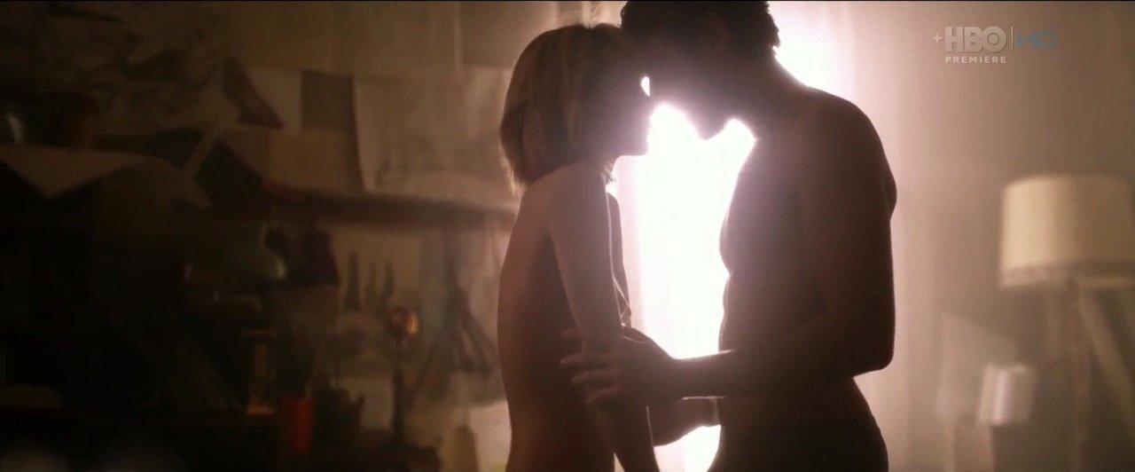 Ksenia Solo nude - In Search of Fellini (2017)