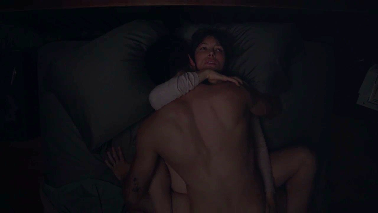 image Jessica biel nude scene in powder blue movie scandalplanet