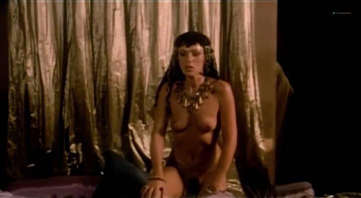 Marcella Petrelli nude, Annie Trevilly nude, Nadine Raussiel nude - Sogni erotici di Cleopatra (1985)
