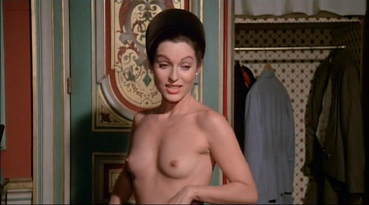 Marie-France Pisier nude, Susan Sarandon nude - The Other Side Of Midnight (1977)