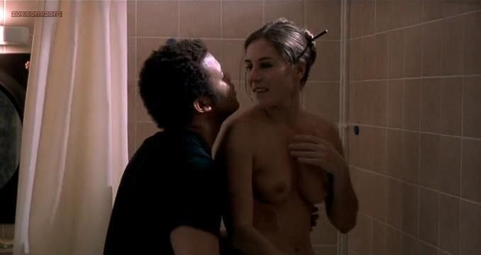 Mathilde Seigner nude - Alias Betty (2001)