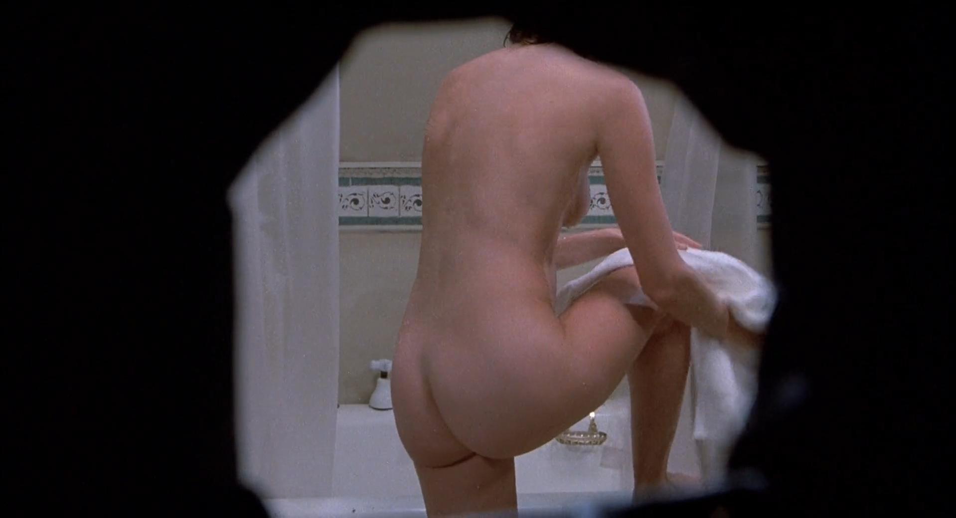 Meg Tilly nude - Psycho 2 (1983)