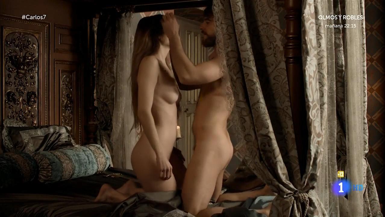 Meritxell Calvo nude - Carlos Rey Emperador s01e07 (2015)